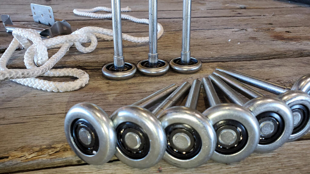 Garage Door Parts Replacement