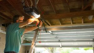 How to Adjust Garage Door Cable Tension