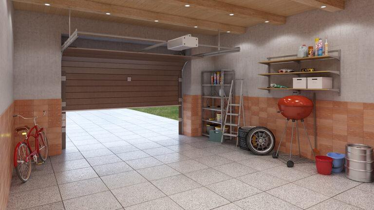 Why Would My Garage Door Randomly Open